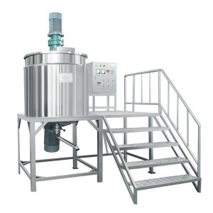 Liquid Mixing Tanks