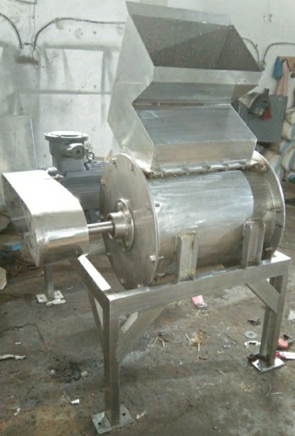 Apple Pulper Crusher Bloom Engineering