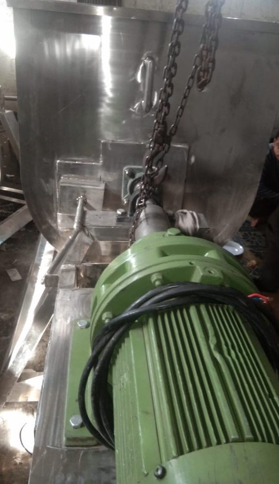 Ribbon Mixer Powder Blender Mixer