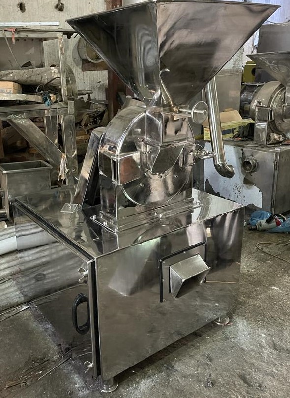 Pulverizer Pin Mill Grinder