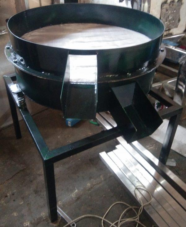 Vibrator Sifter Powder Separator